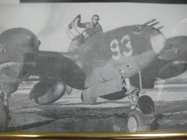 In the Pacific WW2 - Captain Don Stanton and his P-38 fighter...Shot down twice, WA4JLI escaped the Japanese and survived the jungle. His exploits were incorporated in the still published US Army Jungle Survival Training